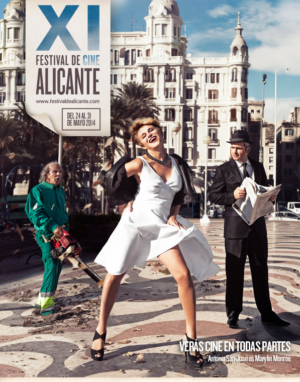 Edición año 2014 del Festival de Cine de Alicante