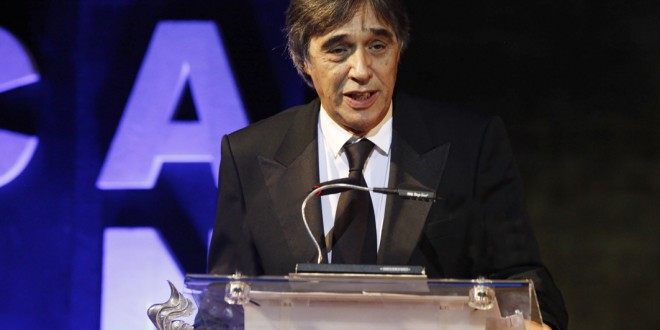 Agustín Díaz Yanes recibió el premio «Lucemtum»
