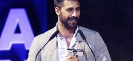 Hugo Silva recogió  el premio «Ciudad de Alicante»