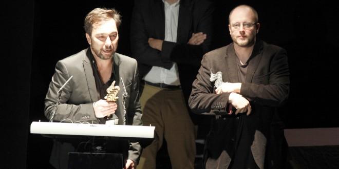 La película 'Los héroes del mal' triunfa con cuatro galardones en el 12º Festival de Cine de Alicante