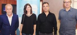El Festival de Cine de Alicante homenajeó a Úrsula Corberó y Mariano Barroso