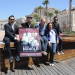 """Presentación """"El señor Manolo""""  12 Festival de Alicante"""