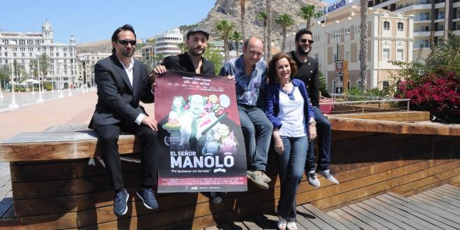 La sección oficial del Festival de Cine de Alicante continúa hoy con 'Animal' y 'El señor Manolo'