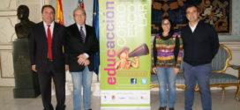 18 trabajos competirán el próximo jueves en el  IV Festival Escolar de Cortometrajes EducAcción!