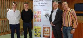 El Ayuntamiento promueve cine en la calle y un concurso de escaparates
