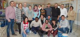 Alumnos del Ciclo de Escenografía del IES Las Lomas realizarán el decorado del 14º Festival de Cine