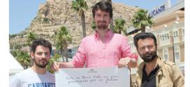 'El collar de sal' y 'Selfie' se presentaron ayer en la sección oficial del Festival de Cine de Alicante