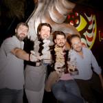 El equipo de Selfie recoge las teselas en el 14º Festival de Cine de Alicante