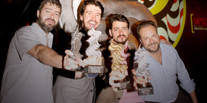 La película ganadora de la Tesela de Oro del Festival, 'Selfie', se proyectará en el Spanish London Film Festival