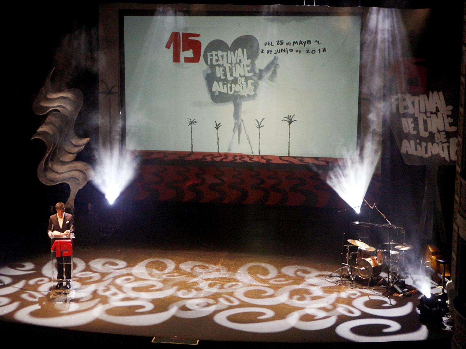 14 FESTIVAL CINE ALICANTE ALFOMBRA