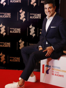 LUIS LARRODERA FESTIVAL CINE ALICANTE