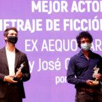 MEJOR ACTOR FESTIVAL CINE ALICANTE MIGUEL RAMIRO JOSE CAMEAN EFIMERO