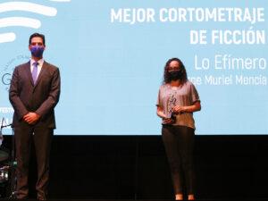 LO EFIMERO MEJOR CORTOMETRAJE FESTIVAL CINE ALICANTE