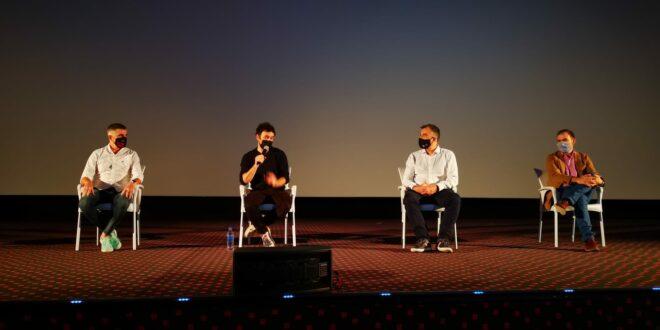 Rodrigo Sorogoyen Vicente Seva 17 Festival Cine Alicante