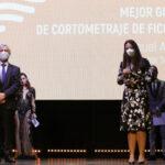 Mejor guion de cortometraje de ficción por 'Spyglass' FESTIVAL CINE ALICANTE
