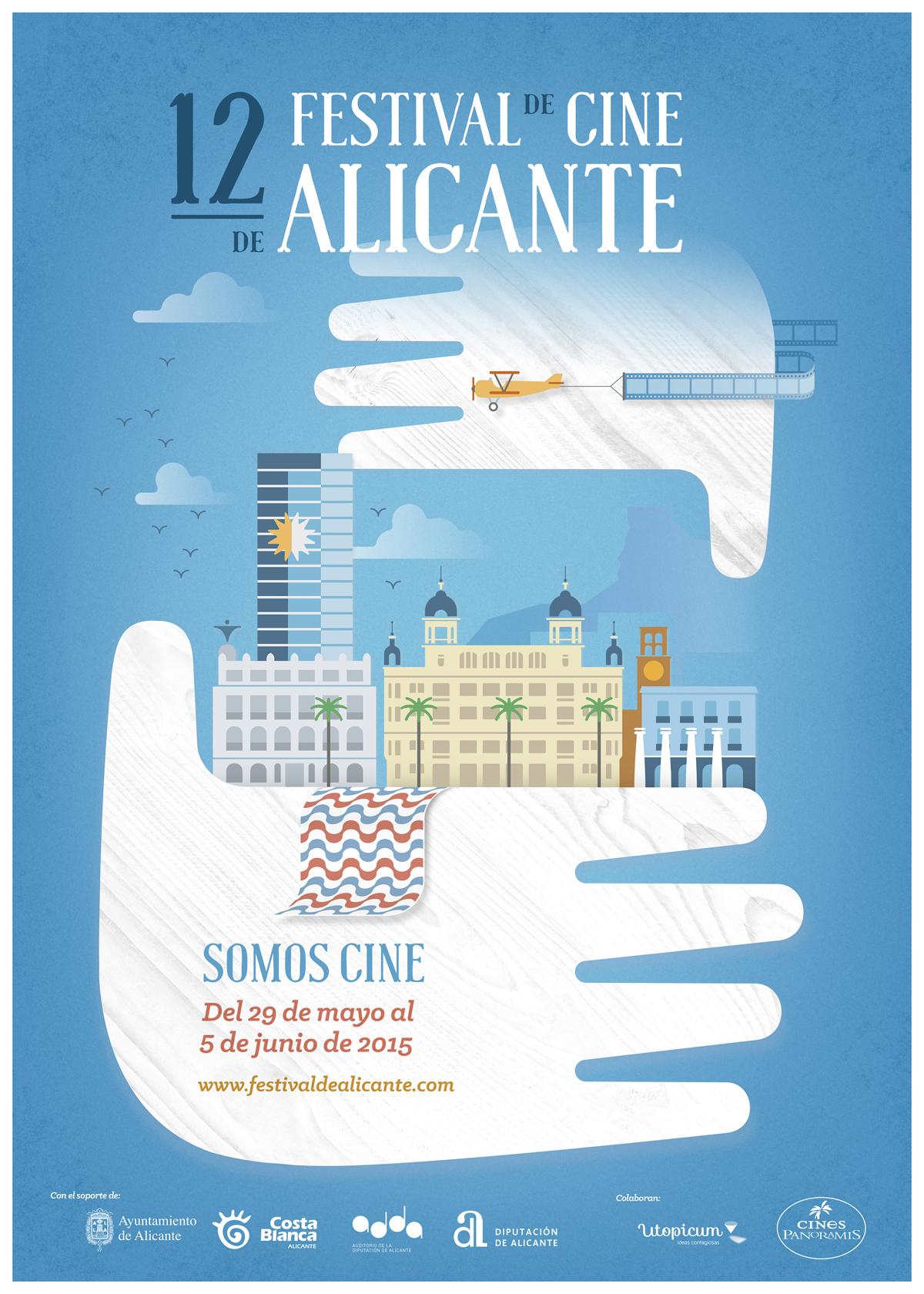 Edición año 2015 del Festival de Cine de Alicante