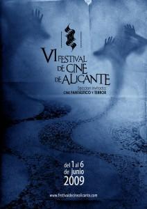 Edición año 2009 del Festival de Cine de Alicante