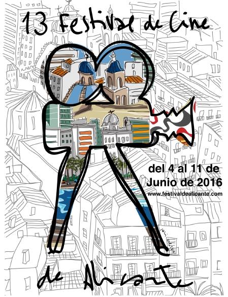 Edición año 2016 del Festival de Cine de Alicante