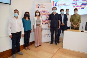 Presentación del jurado del 17 Festival Alicante