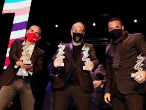 OSCAR MARTIN FERRAN BROOKS FESTIVAL CINE ALICANTE