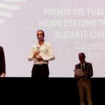 CARLOS MURES ALICANTE CINEMA FESTIVAL CINE ALICANTE