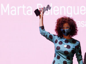 MARTA BELENGUER MEJOR ACTRIZ FESTIVAL CINE ALICANTE