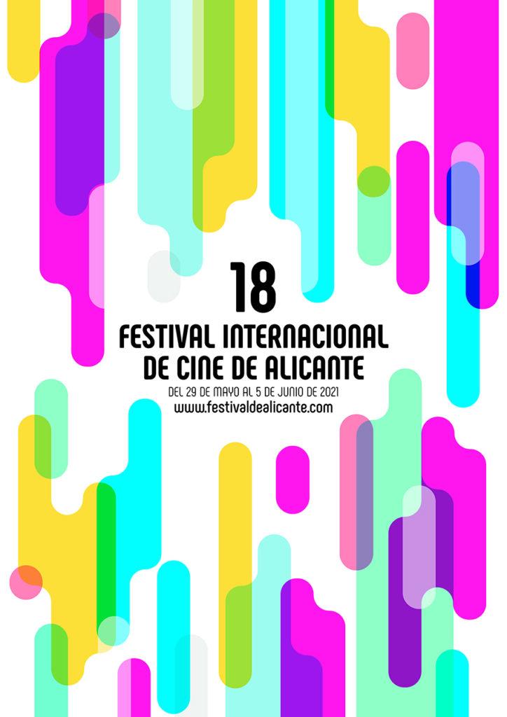 Cartel 18 Festival Cine Alicante
